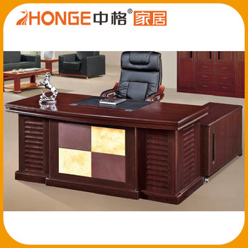 Single Seat Computer Table Office Desk Of Modern European Style