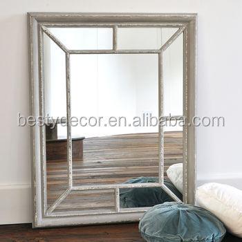 Shabby Chic Wooden Window Mirror Frames Design - Buy Wood Window ...