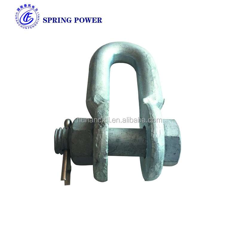 U type link fitting stainless steel bolt clamp