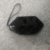 Travel Makeup Bag Lattice Sequined Hanging Cosmetic Bag