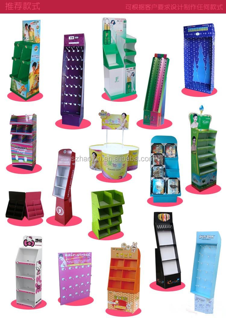 Table top product display - Custom Hand Sanitizer Small Counter Display Racks Trade Show Display Box Table Top Product