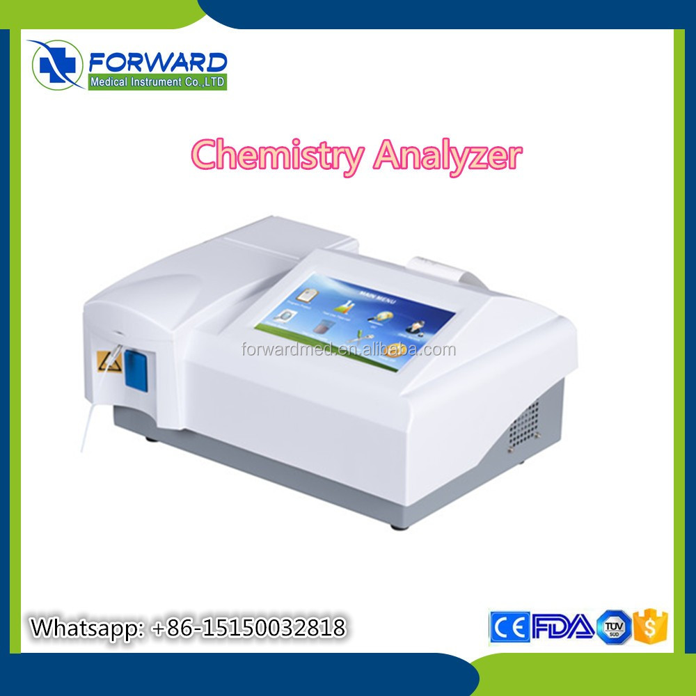 Veterinary Blood Biochemistry Analyzer