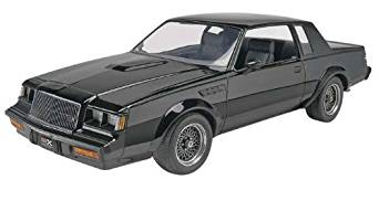Revell Monogram '87 Buick GNX Plastic Model Kit