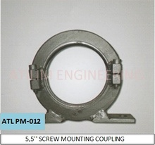 for Putzmeister concrete pump spare parts 5,5'' screw mounting coupling