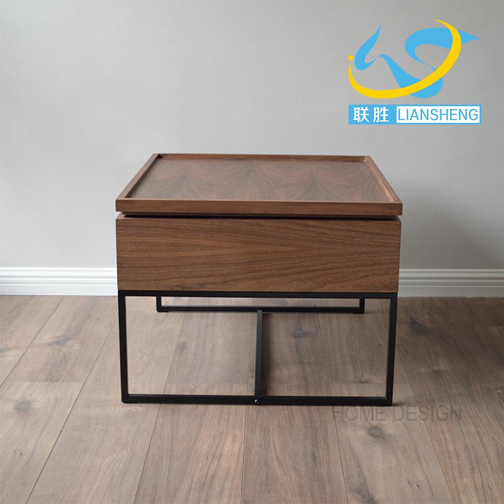 Legno tavolo da t tavolino tavolo ufficio stile design - Tavolo stile industriale ...