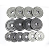 steel cast iron dumbbell plates weight sets