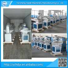 Hydraulic manual leather cutting cliker machine