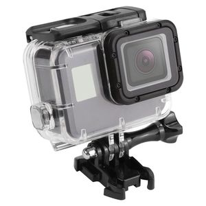 40M Underwater Diving Waterproof Housing Cover Sports Camera Case for GoPro Hero 5 Hero 6 Hero 7 Black