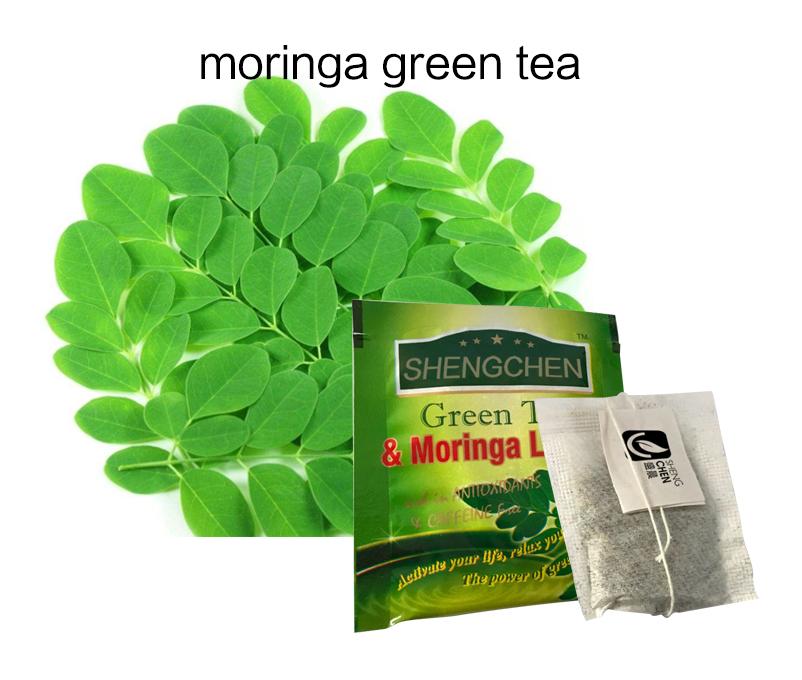 100% natural fancy 2g*20 sachets/box moringa tea in flavor tea - 4uTea   4uTea.com
