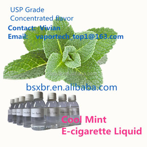 Cool Mint flavor/E-cigarette smoke oil flavor Tobacco flavor/Liquid taste good