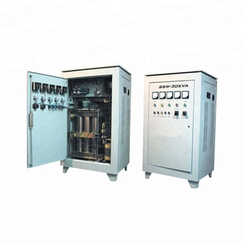 Relay Type Automatic Static Voltage Stabilizer 3kva 3000watt Step
