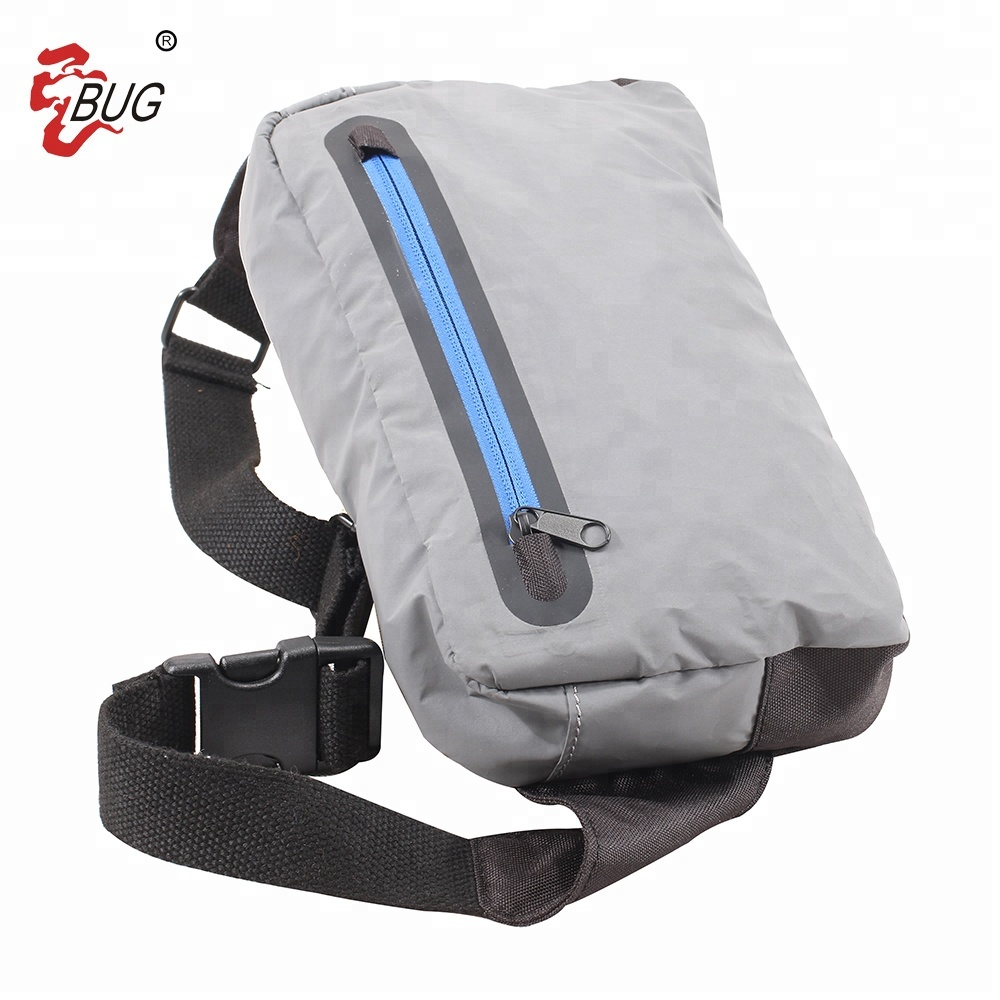 2019 Outdoor Small Sport Travel Shoulder Strap Custom Waist Belt Bag