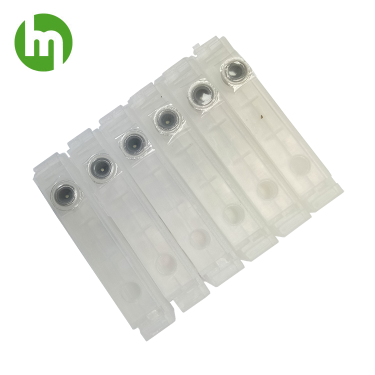 DM empty Compatible T0801 T0802 T0803 T0804 T0805 T0806Cartridges Reset For Epson Ink Cartridge  P50 T59 R265 R360 R285