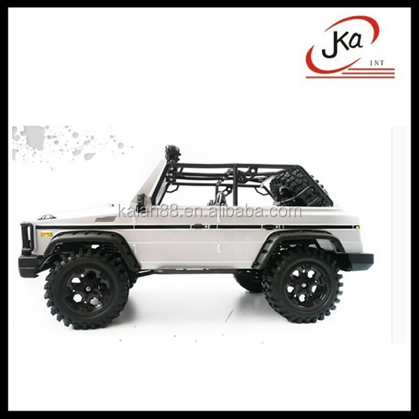JKA Top Selling Best RC Rock Crawler Truck 1/10 Scale 2.4G RTR 4X4 4WD