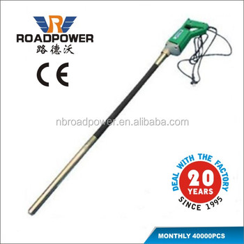 Held Vibrator Concrete Finishing Hand