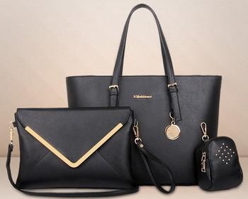 Abd 1 Ladies Wallet Ladies Pars Hand Set Bag Pu Leather Wallet Set