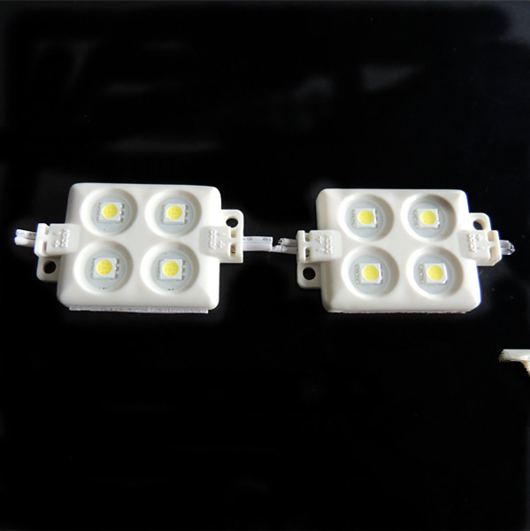 LED Module for light box, LED Module 5050, 4 led module injection