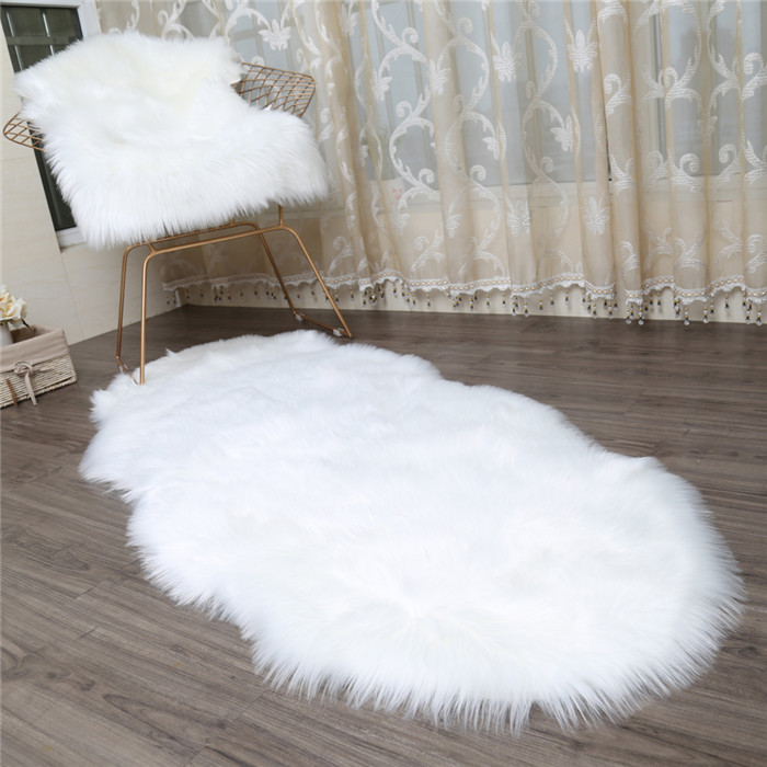 China faux fur rug baby photo prop