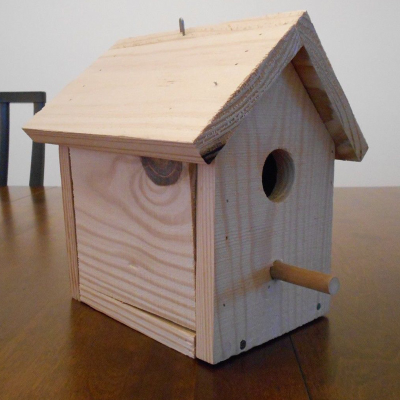 Customized Wooden Free Parakeet Pet Bird Cages Birds