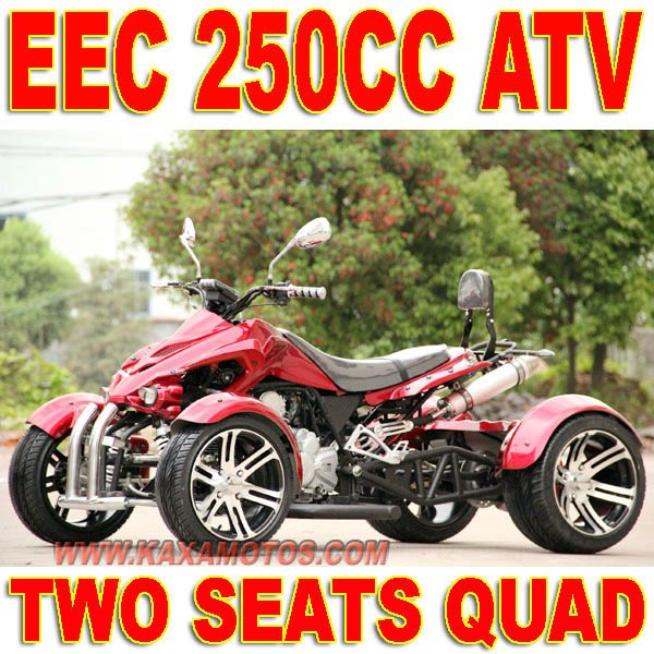 250cc Loncin Engine ATV