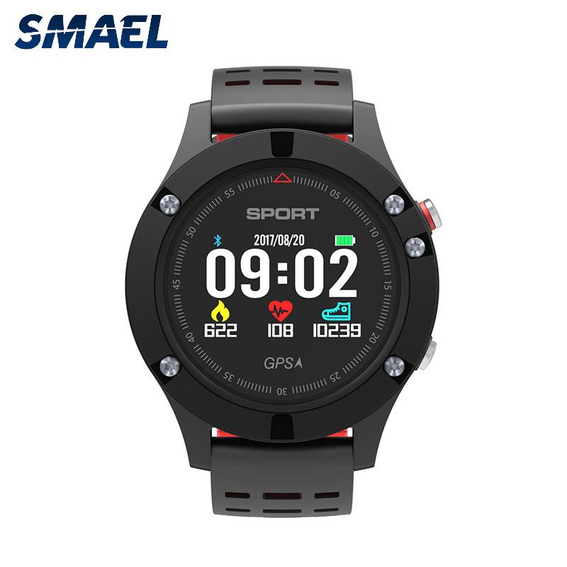 SMAEL PJ85 Android IOS Bluetooth sport watch multifunction electronic watch smart bracelet wristwatch фото