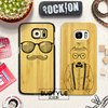 china supplier Bamboo Wood Phone Case for iPhone 6s plus mobile phone case for galaxy s6