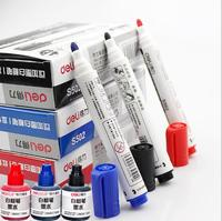 Hot sale Dry Erase Refillable Whiteboard Markers and Ink sets for School,Office,Pen Factory