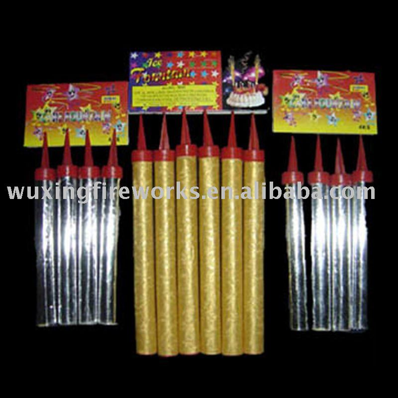 Nightclub Sparkler Ice Fountain Candles Champagne Bottle