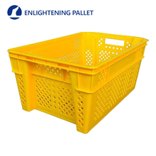 plastic vegetable crate Food grade plastic crate high quality plastic crate