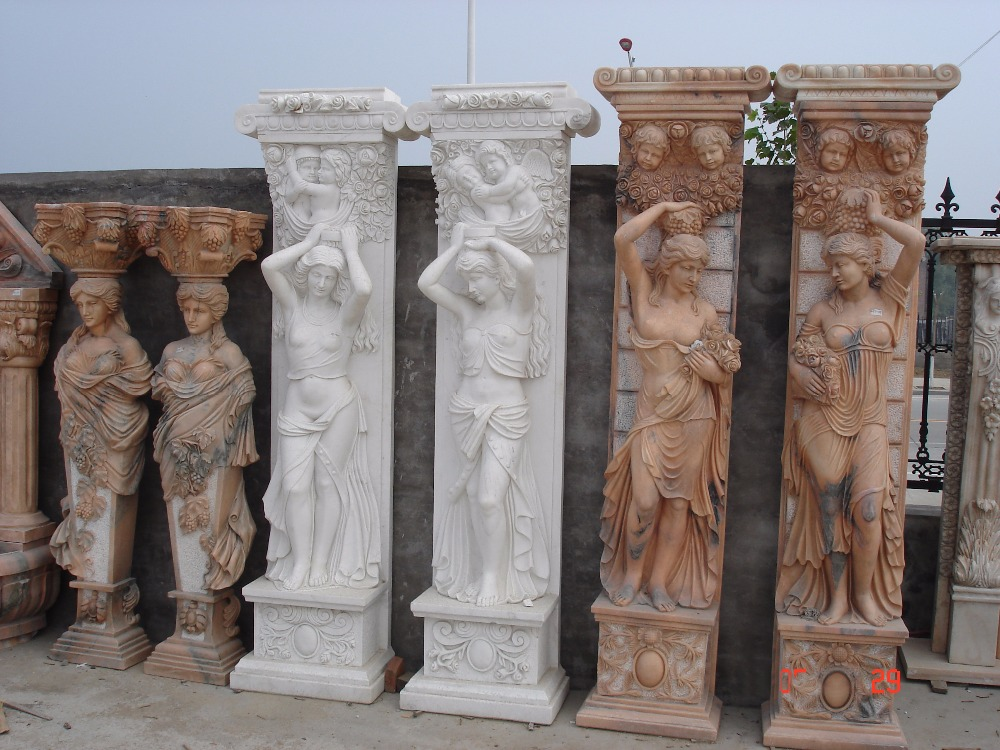 Decorative Pillars For Homes Our Interior Wood Columns