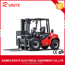 hydraulic china 3.5ton rough terrain pallet truck