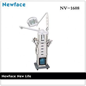 NV-1608 most sold used multifunction skin scrubber beauty machine salon equipment for sale
