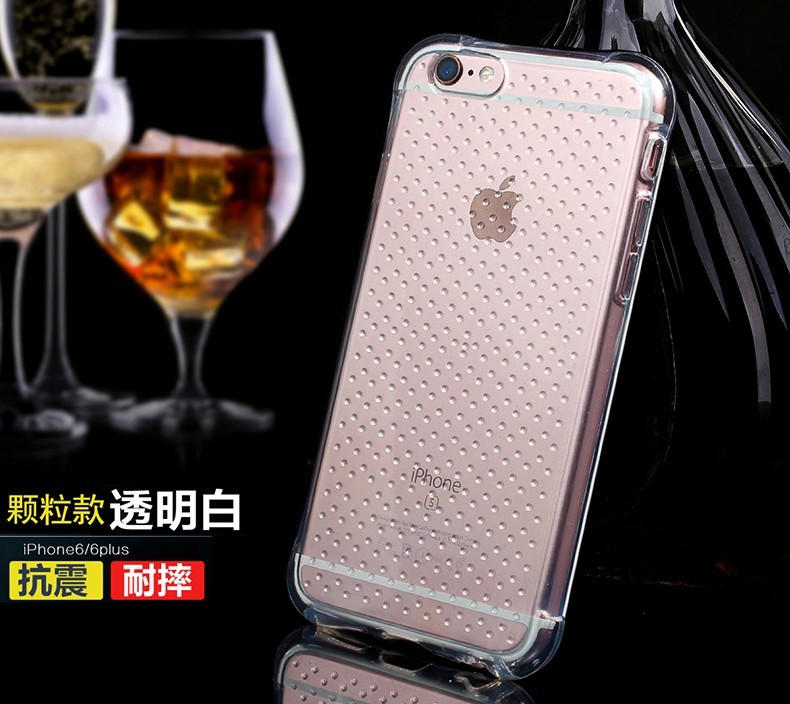 Hot promotion custom design new TPU phone case for iphone 6s case