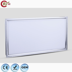 eco slim led lighting 36w 48w dimmable 600x1200 595x1195 white frame LED flat ceiling panel light