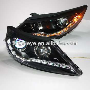 2009 2013year for kia sportage r led headlights headlamps v2 type buy sportage r led head lamp. Black Bedroom Furniture Sets. Home Design Ideas