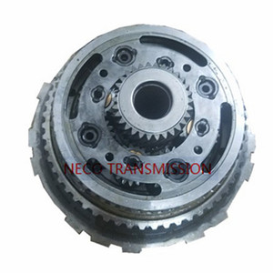 Rear planet with sun gear (hub K2 for 60 teeth friction plate), automatic transmission TF-60SN 09G 09K 03-up used