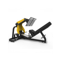 45 Degree Leg Prsee/TZ-6066/Fitness Machine Hammer Strength/Commercial plate loaded Gym Machine