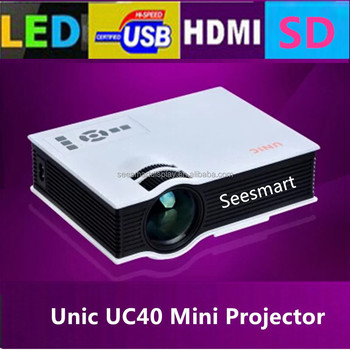 projecteur led uc40