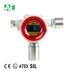 Industry Use Fixed Sih4 Gas Detector by Chinese Manufacturer