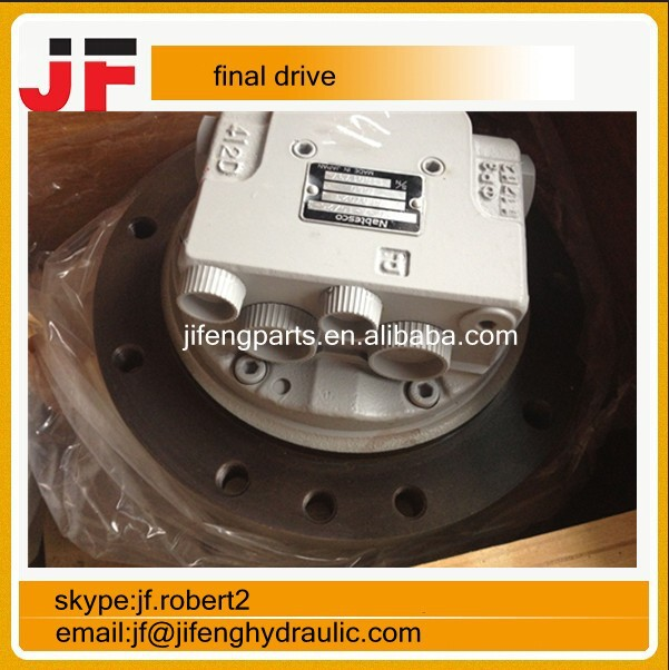 GM06VA final drive used for IHI IS50 excavator part