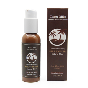 Summer Bronze Self Tanner Sunless Body Tanning Lotion For Skin Care