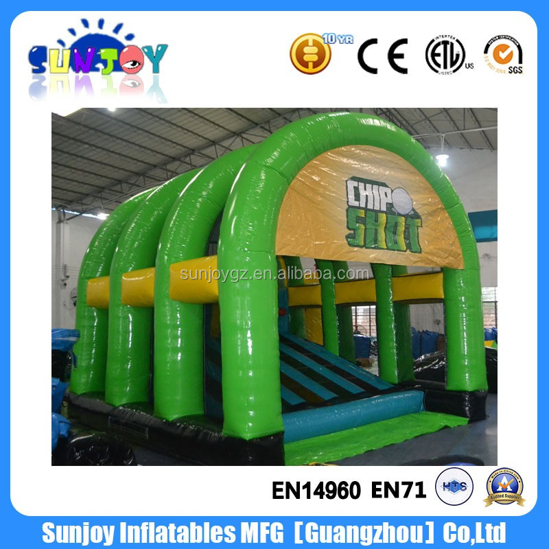 Inflatable Golf Range, Golf Inflatable Sport Game, Inflatable Golf Simulator