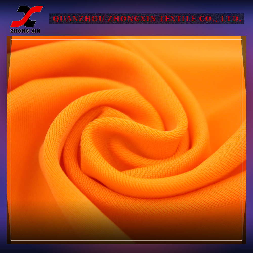 UPF 50+ uv resistant nylon spandex fabric for sports with functional agent