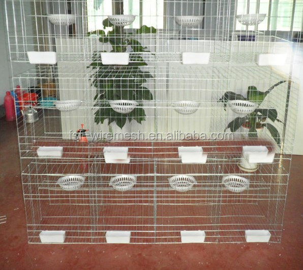Commercial hot sale metal wire rabbit cage cheap rabbit for Cheap c c cages