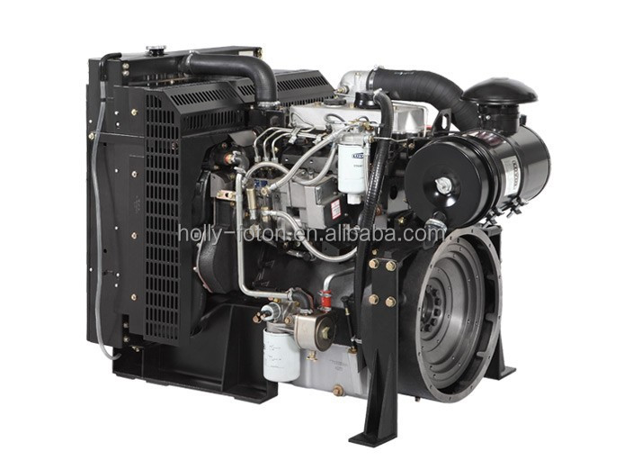 Lovol Diesel Engine for 20-100KW Generating Set