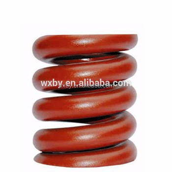 Excavator Parts Spring Assy Recoil Spring Tension Spring