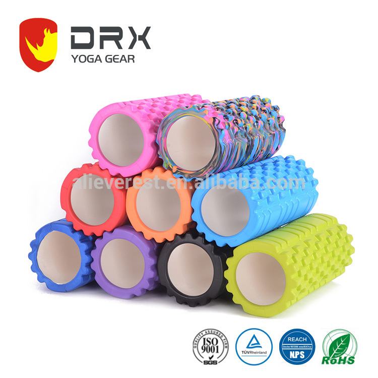 Deep Tissue Massage AccuPoint Roller foam roller for Physical Therapy/Myofascial Release