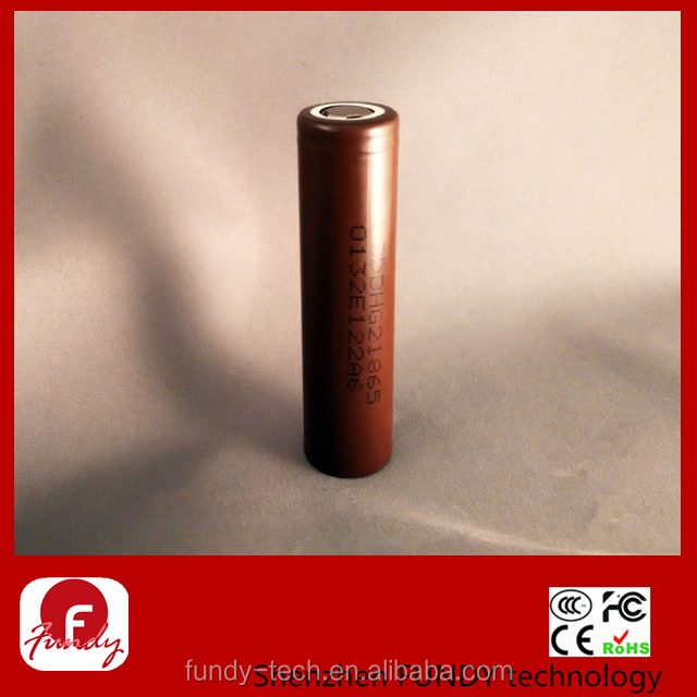 LG choco LG HG2 18650 3000mah li-ion batteries in stock, LG HG2 3.7v 20A discharge battery