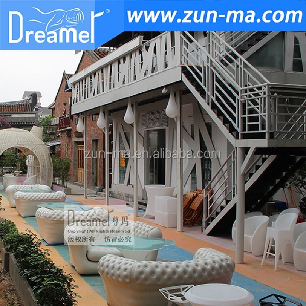oriental style upholstered home furniture sofa in guangzhou