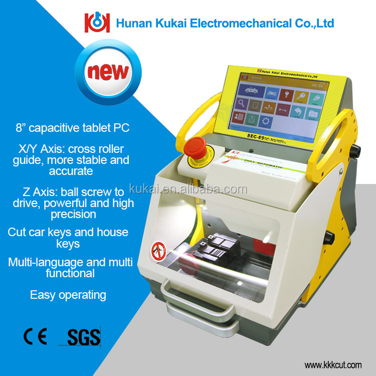 Made in China Automatic Used Key Cutting Machine